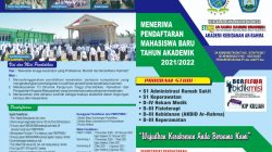 Brosur Penerimaan Mahasiswa Baru TA.2021/2022